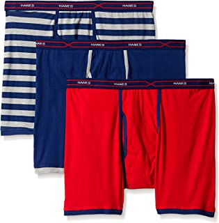 Hanes Men's 3-Pack X-Temp Active Cool Boxer Brief
