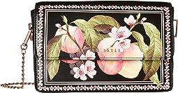 Ted Baker - Peach Blossom Crosshatch Crossbody