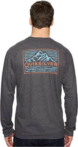 Quiksilver Waterman Waterman's Delight Long Sleeve Tee