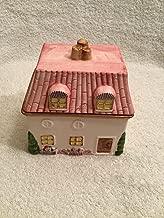 Retro Sigma the Tastesetter Pink Ceramic House Small