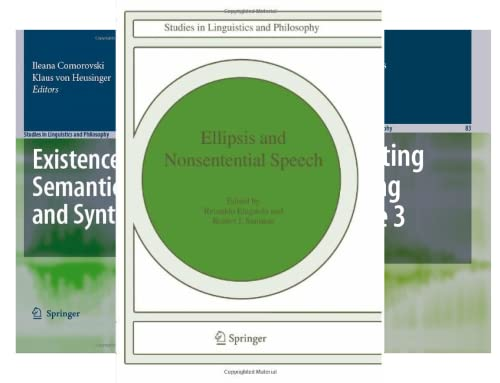 Studies in Linguistics and Philosophy (46 Book Series)