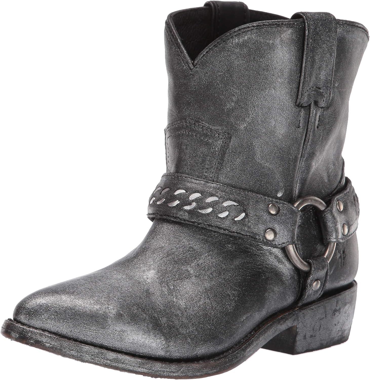 Frye Women's Billy Chain Short Western Boot