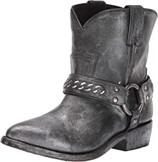 FRYE Women's Billy Chain Short Western Boot