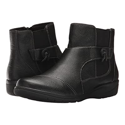 Clarks Cheyn Work (Black) Women