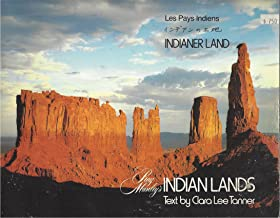 INDIANLANDS, LES PAYS INDIENS, IN JAPANESE LANGUAGE TOO