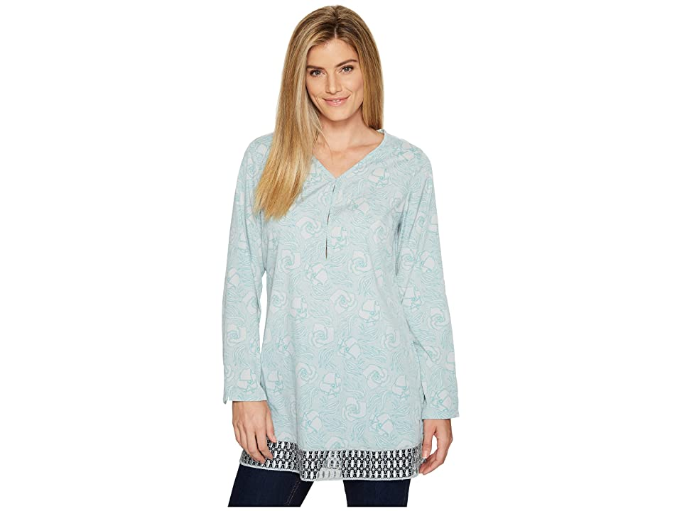 Toad&Co Sunlight Tunic (Chrome Floral Print) Women