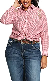Best ariat embroidered shirt Reviews