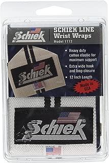 Schiek Sports Line Wrist Wraps