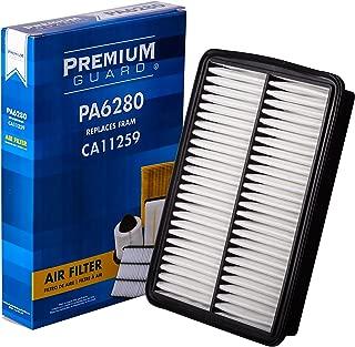 PG PA6280 Air Filter | Fits 2012-18 Mazda 3, 2014-17 6, 2012-18 3 Sport, 2013-18 CX-5