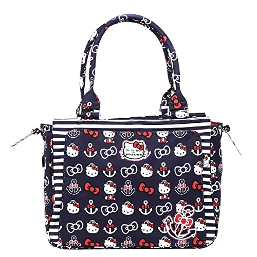 e30ffedd9 Ju-Ju-Be Be Classy Structured Handbag Diaper Bag - Hello Kitty Out to
