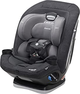 Maxi-Cosi Magellan Max All-in-One Convertible Car Seat with 5 Modes and Magnetic Chest Clip, Nomad Black