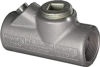 Appleton EYF-150 EY Sealing Fitting, 25% Fill Vertical/Horizontal Conduit, Malleable Iron, Female, 1-1/2