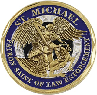 Best st michael challenge coin Reviews