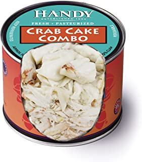 Crab Cake Combo 1LB Can