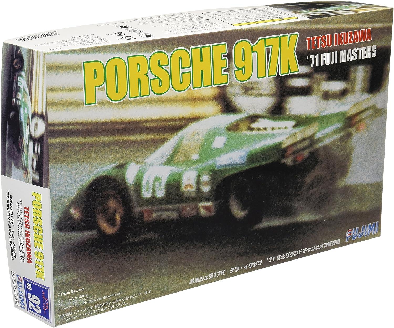 1 24 Echt Sports Car Series No.92 Porsche 917K '71 Eisen Ikuzawa Fuji Grand Champion Finale B00QW828WC  Verrückter Preis, Birmingham   Modern Und Elegant