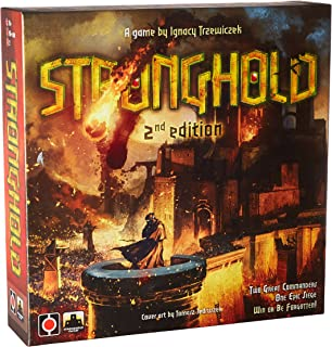 Best stronghold board game second edition Reviews
