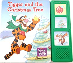 TIGGER AND THE CHRISTMAS TREE (WINNIE THE POOH PLAY-A-SOUND)