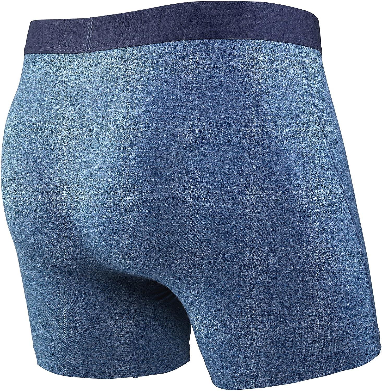 Boxer Ultra Boxer Avec Braguette Et Support De Pochette Ballpark Int/égr/é Pour Des Hommes  SAXX Underwear Co