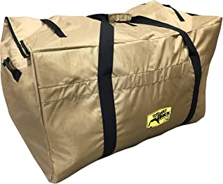 White Rock Decoys Heavy Duty Decoy Storage Bag - Goose and Duck Windsocks, Silhouettes, Full Bodys,
