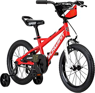 a4bbd118a03 Schwinn Koen Boy's Bike, Featuring SmartStart Frame to Fit Your Child's  Proportions, Some Sizes