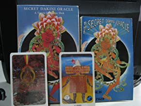 The Secret Dakini Oracle , Book and Tantric Divination Deck ( Complete with Instructions )