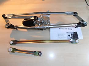 TAKPART Wiper Motor Linkage Push Rod Set Wipex Kit No 46