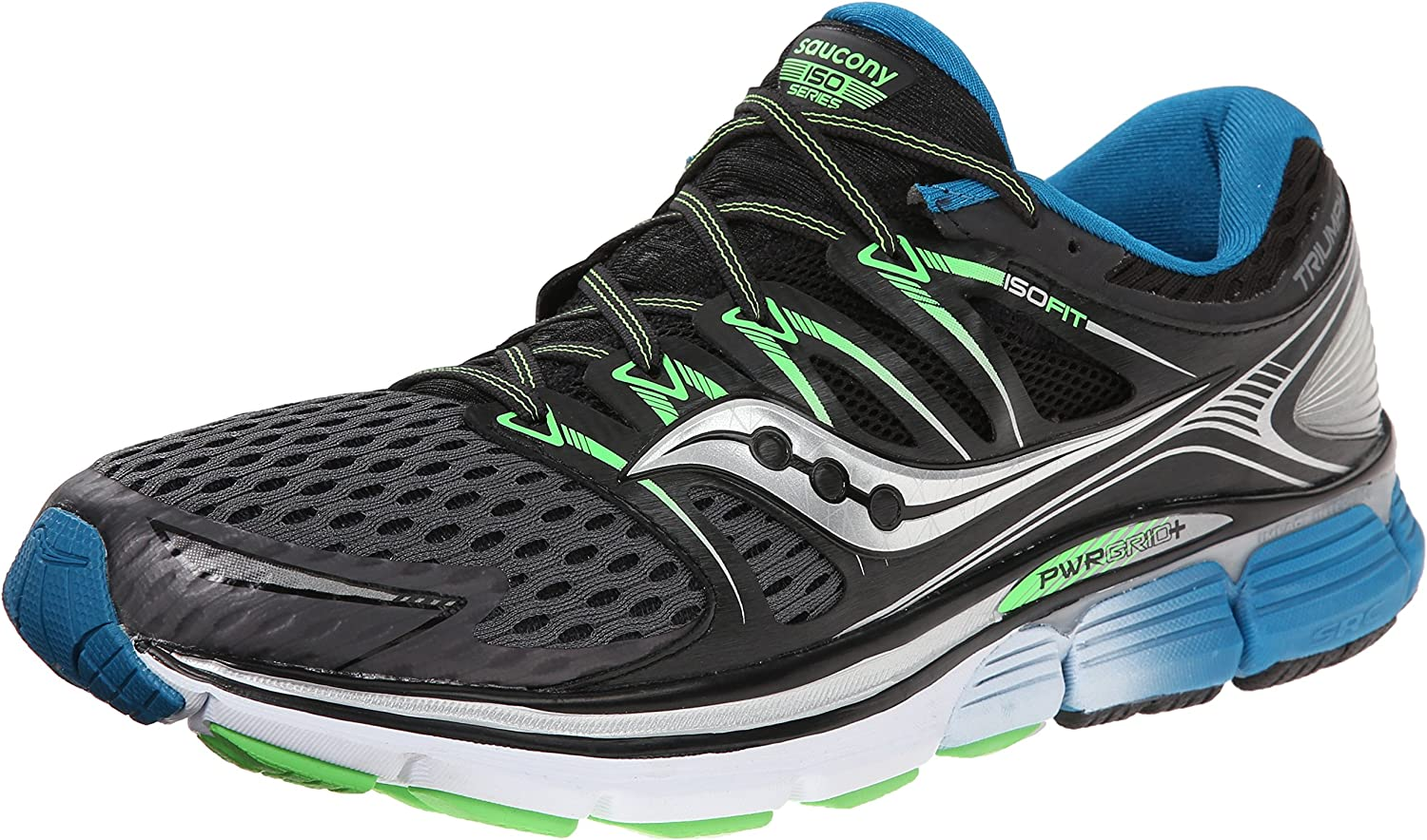 Saucony Men's Triumph ISO Running shoes