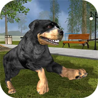 Rottweiler Dog Life Simulator