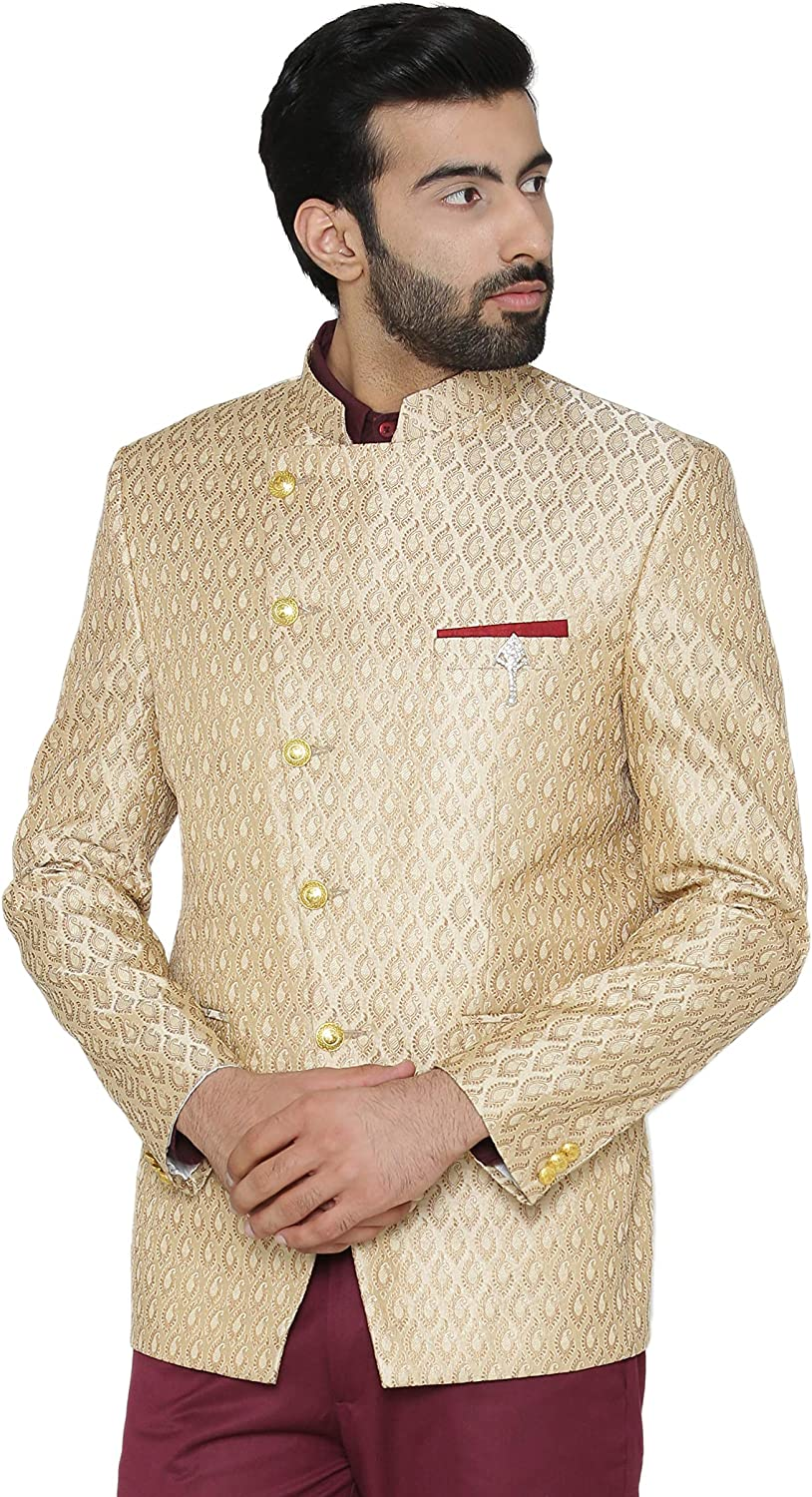 WINTAGE Men's New item Banarsi Rayon Cotton Super sale period limited Casual and Indian Festive Jod