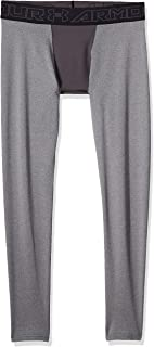 Under Armour 安德玛 男式 ColdGear 紧身裤,透气保暖裤,压缩版型