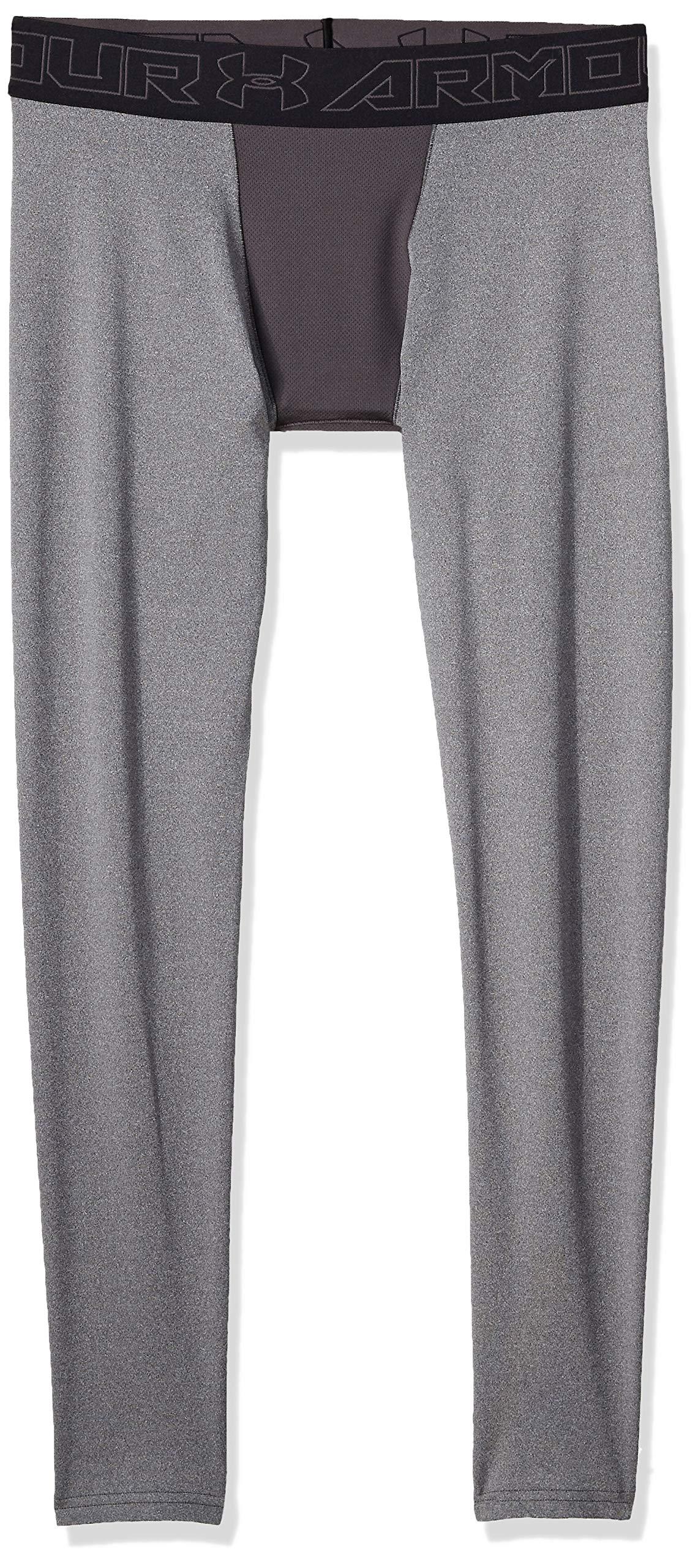 アンダーアーマーメンズColdGearタイツ通気性のある暖かいズボン、圧縮フィット