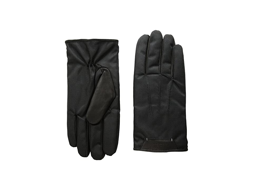 Ted Baker Mohawk (Black) Gore-Tex Gloves