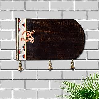 Unravel India sheesham Wood Handpainted Customized Name Plate