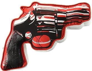 kidrobot Andy Warhol Revolver 中号毛绒玩具,10 英寸