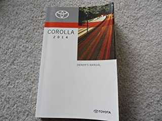 Best 2015 toyota corolla le owners manual Reviews
