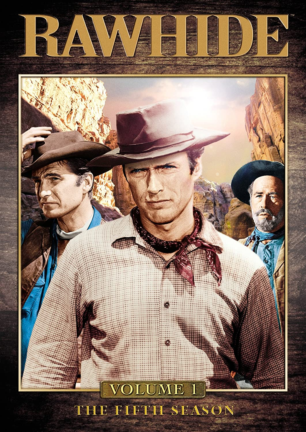 Rawhide: Max 86% OFF Season Online limited product 5 Vol. 1