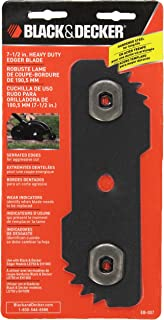 Black + Decker EB-007 Edge Hog - Cuchilla de repuesto