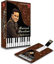 MUSIC CARD - MUSICAL MAESTROS A.R. RAHMAN