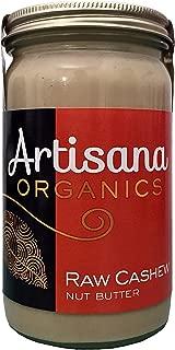 Artisana, Organics, Raw Cashew Nut Butter, 14 oz (397 g) Artisana, Organics, Raw Cashew Nut Butter, 14 oz (397 g) - 2pcs