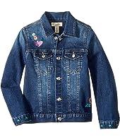 PEEK Floral Denim Jacket (Toddler/Little Kids/Big Kids)