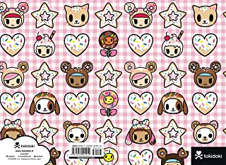 tokidoki Donutella Flexi Journal
