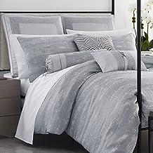 Croscill Nova King Comforter Set, Silver