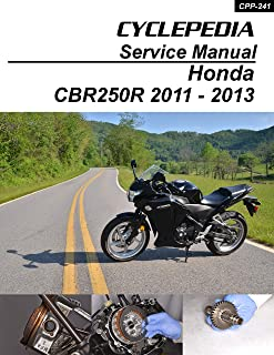Best cbr250r service manual Reviews