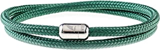 Wind Passion Bracciale con Magnete Corda Intrecciato Di Altissima Qualità per Uomo e Donna