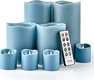 Best remote control candles with flame Reviews