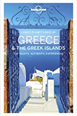 Lonely Planet Best of Greece & the Greek Islands (Travel Guide) Kindle Edition