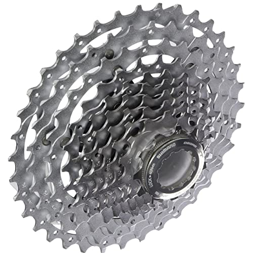 Cycling Sporting Goods Trend Mark Shimano Cs-5700 105 10-speed Cassette 11-28t