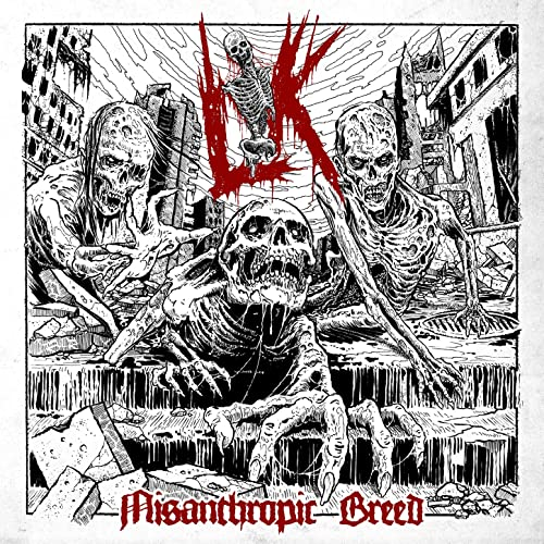 Misanthropic Breed [Explicit]
