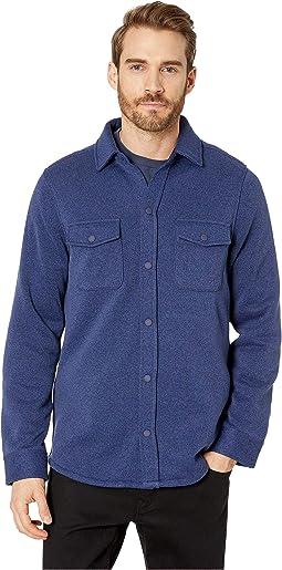 Knit Shirt Jacket