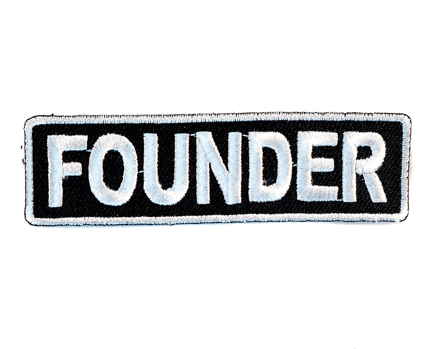 FOUNDER Embroidered Patch 3 1/2 inch IVANP3706